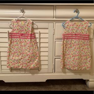 Lilly Pulitzer Toddler Tulip Dresses